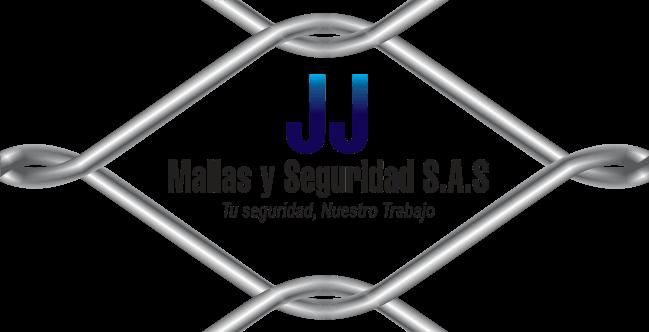 Logo JJ Mallas y seguridad